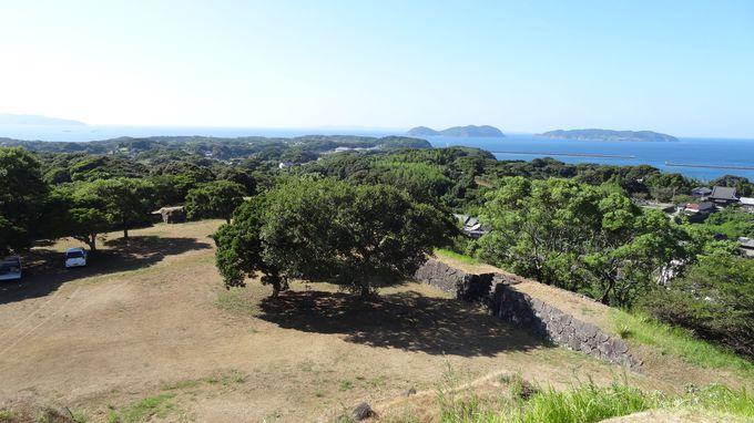名護屋城の防備力の高さを窺わせる「遊撃丸」