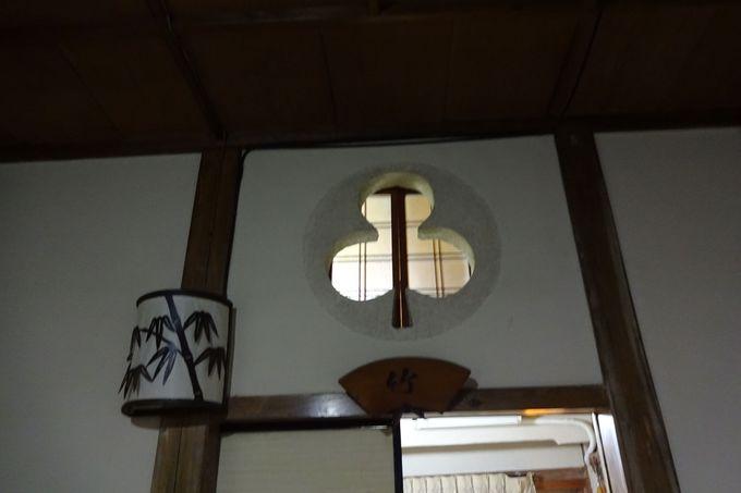 昭和の香り漂う部屋は、気兼ねなく日ごろの疲れを癒しましょう