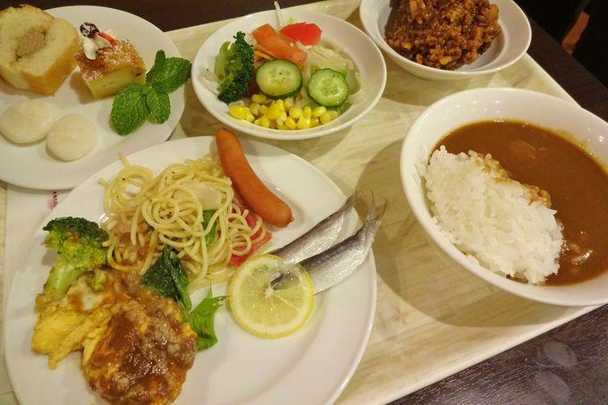 岡山ならではの自慢の食材やメニューも魅力の朝食