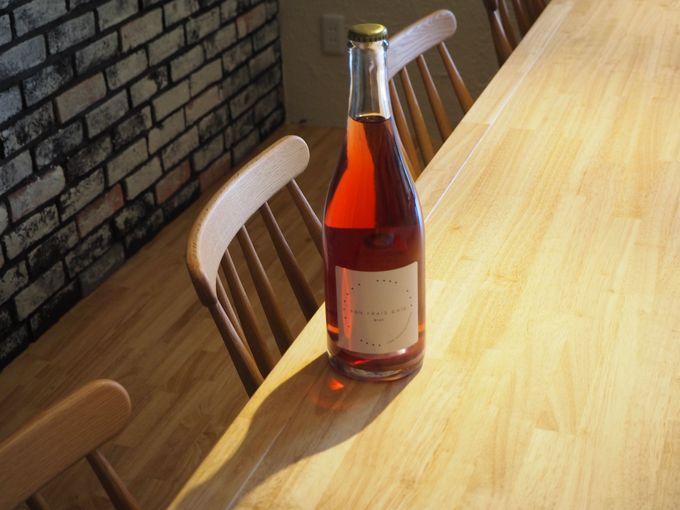 ワインバー「...vinicole」で、昼過ぎからワインを楽しむ!