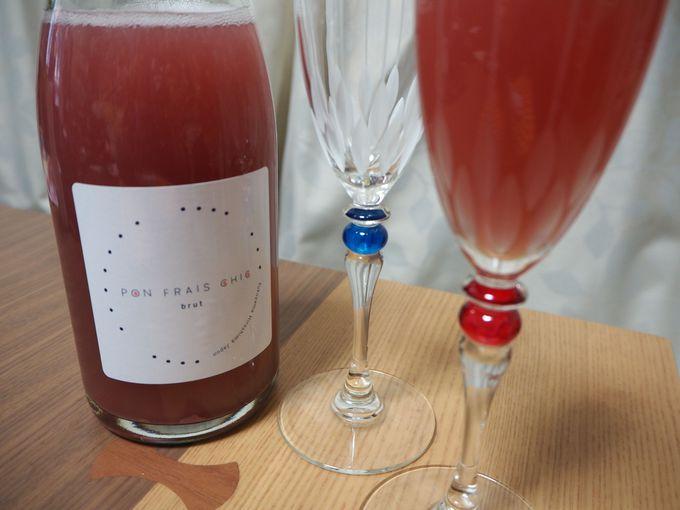「福山わいん工房」初のワインから広島県産リンゴを使ったシードルまで