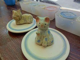 尾道(広島県)で思い出を「カタチ」に!陶芸&ステンドグラス体験