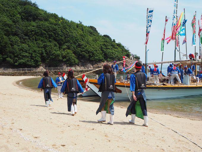 潮待ちの港・鞆の浦で「観光鯛網」に参加するには?