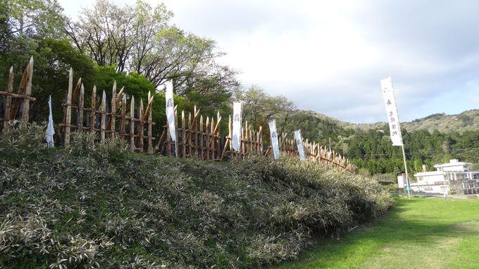 素晴らしい田園風景を見ながら「決戦地」や「石田三成陣跡」へ