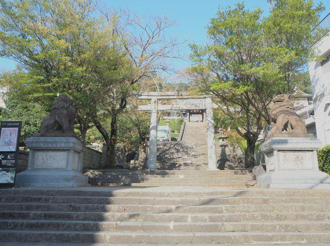 8.鎮西大社 諏訪神社