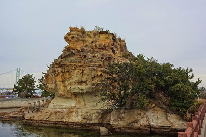 国生み神話の伝承地「絵島」にはぜひ立ち寄って!