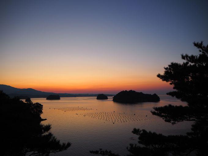 """何といっても""""天空の船""""は、夕日が素晴らしい!"""