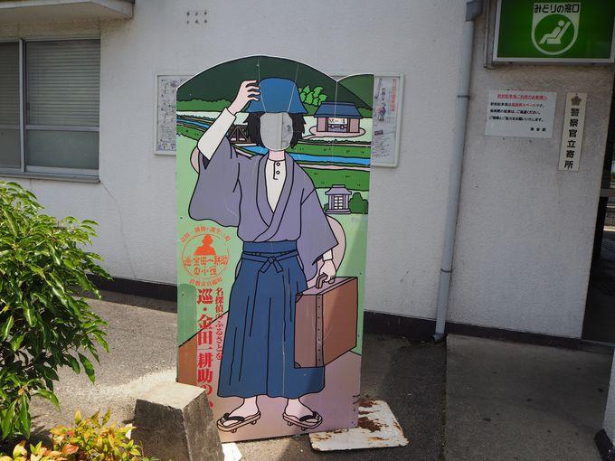 金田一耕助が昭和12年11月27日に降り立った駅のモデル