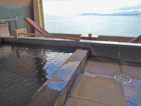 「オレンジ・ベイ」雲仙市小浜温泉の夕陽を望める小さなホテル