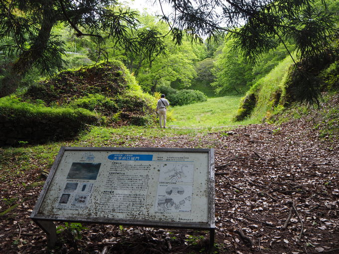 大野城跡を車で巡る〜太宰府口城門からスタート!