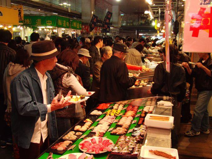 関門の台所〜唐戸市場で海の幸、ザビエルも上陸した港へ