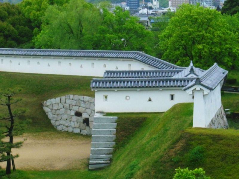 圧巻の赤穂城と見事な縄張・貴重な近代城郭をこの目で体感せよ!