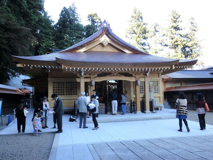 出世・開運のご利益に篤い!埼玉県「高麗神社」