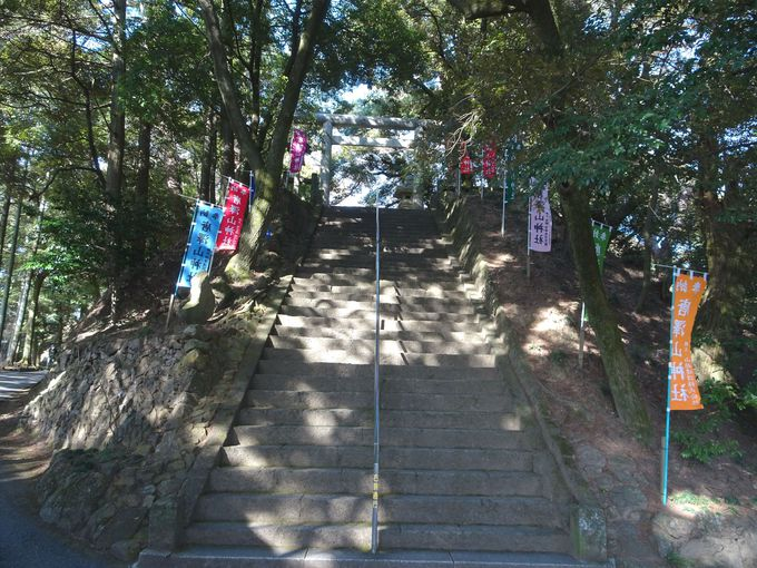 栃木県佐野市にご鎮座する「唐澤山神社」のご祭神・ご利益は?