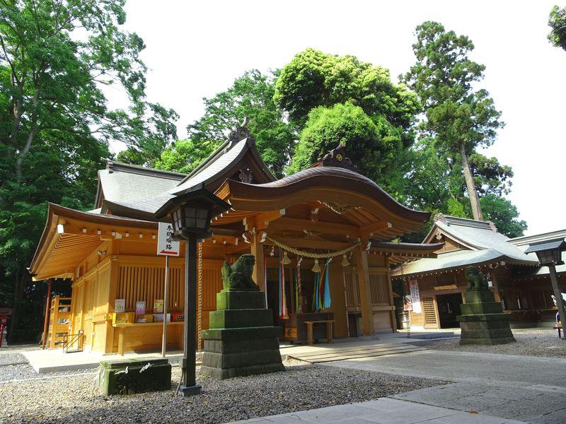えっ、クイズ神社…!?埼玉「岩槻 久伊豆神社」は運気UPのパワースポット