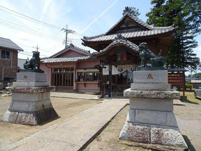 「鬼」を祀る神社は全国に4社…関東では唯一の「鬼鎮神社」