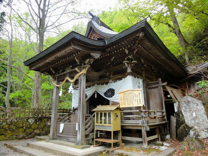 2.戸隠神社奥社