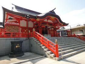 大都会・新宿の発展を支える!「花園神社」…ご利益がスゴイ!