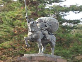 金沢でココは外せない!前田利家・まつを祀る「尾山神社」