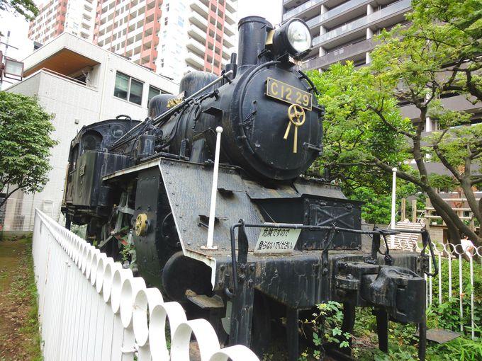 熊谷珈琲のテイクアウト珈琲を飲みながら、蒸気機関車を眺める!