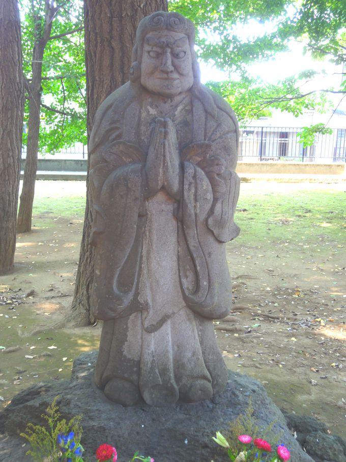 700年以上の歴史を持つ安産・子安の神様「鬼子母神堂」(東京)