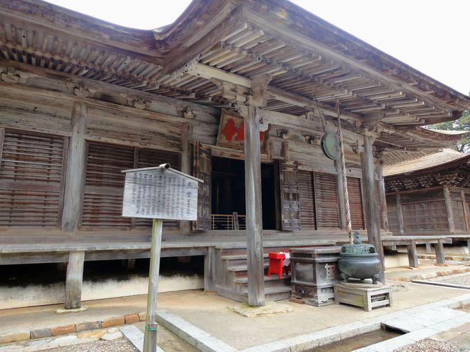 1614年建立「ご本堂」!