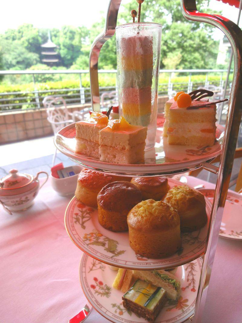 目白「ホテル椿山荘東京」庭園散策とアフタヌーンティーで贅沢な一時を