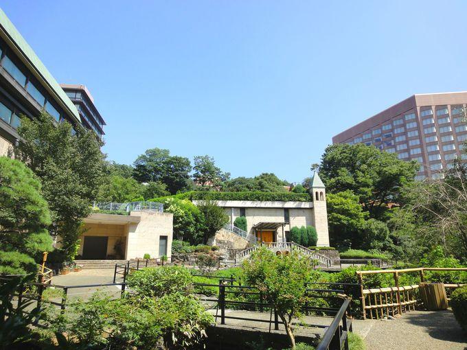 9.ホテル椿山荘東京