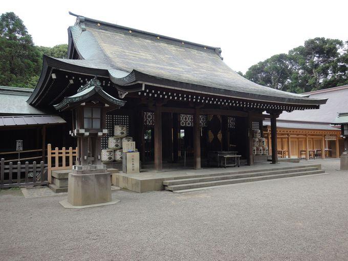 武蔵国一宮・氷川神社にご参拝