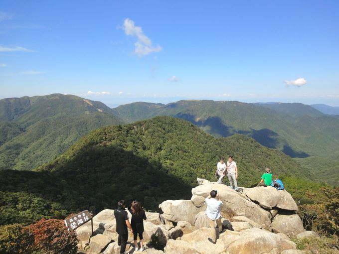 鉄塔の高さ日本一!頂上からは琵琶湖も望める「御在所ロープウエイ」
