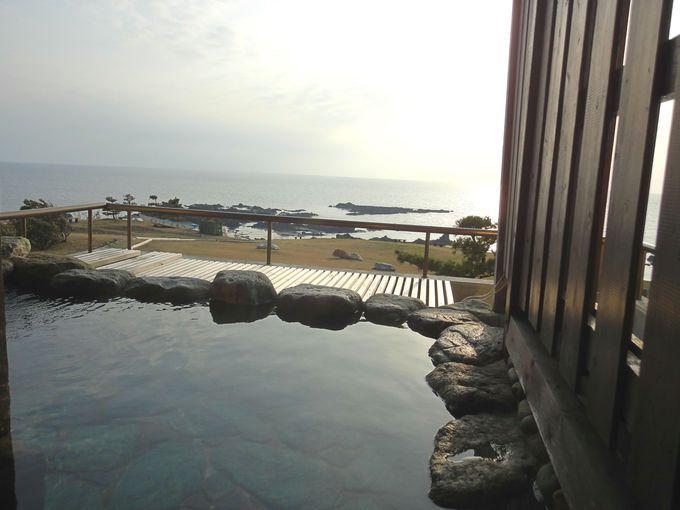 大浴場・露天風呂「夕映えの湯」