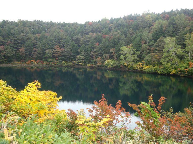 コバルトブルーに輝く「桶沼」も!福島・浄土平で見逃せないスポット