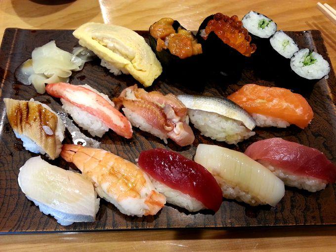 海なし県の埼玉でお寿司!コストパフォーマンス最高の『東鮨』