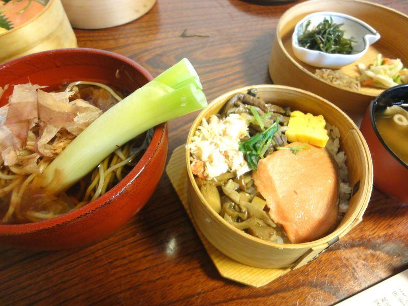 """名物""""わっぱ飯""""を食べるなら元祖で…!会津若松「田季野」"""