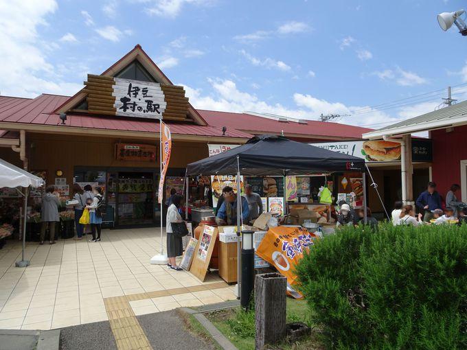 食のテーマパーク「伊豆 村の駅」とは?