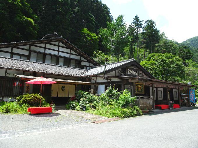 秩父札所31番観音院の近くにある「観音茶屋」