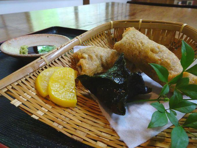 観音茶屋でしか食べられない、名物料理「鬼ころり」とは?