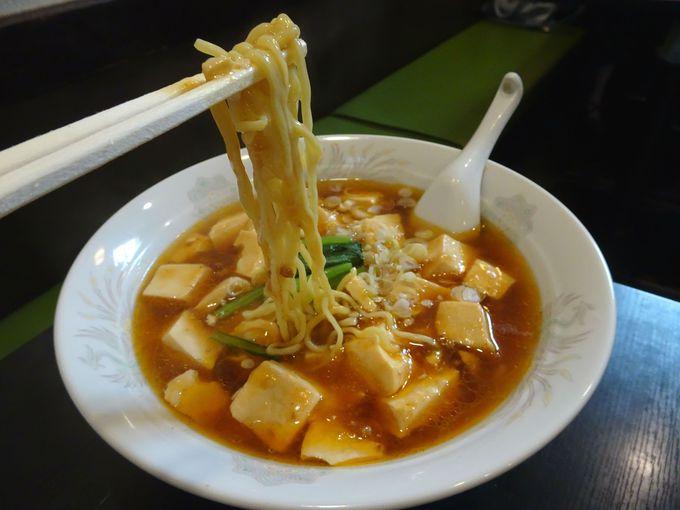 「とうふらあめん蘭蘭」の豆腐は、江戸時代から続く老舗豆腐屋のもの!