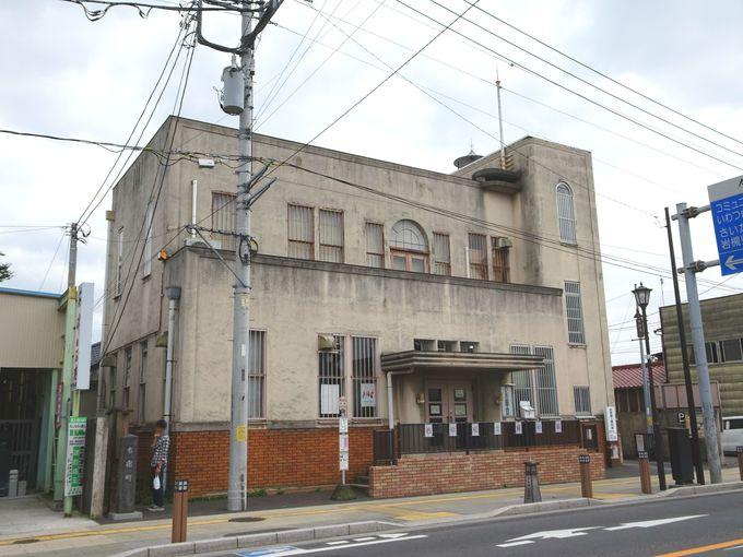 国の有形文化財に登録!岩槻警察署旧庁舎を利用した資料館