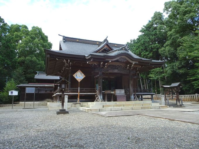 出雲伊波比神社のご祭神と、気になるご利益は?
