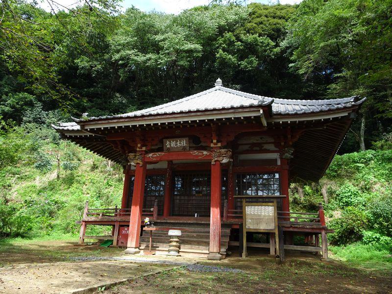 東京スカイツリーにゆずうどんも!埼玉・毛呂山「桂木観音」の観光ポイント