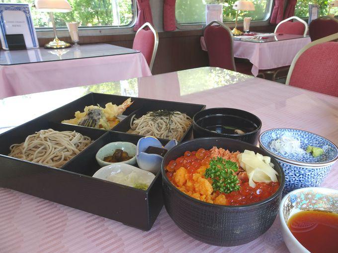 「グランシャリオ(東川口)」で頂ける食事は?