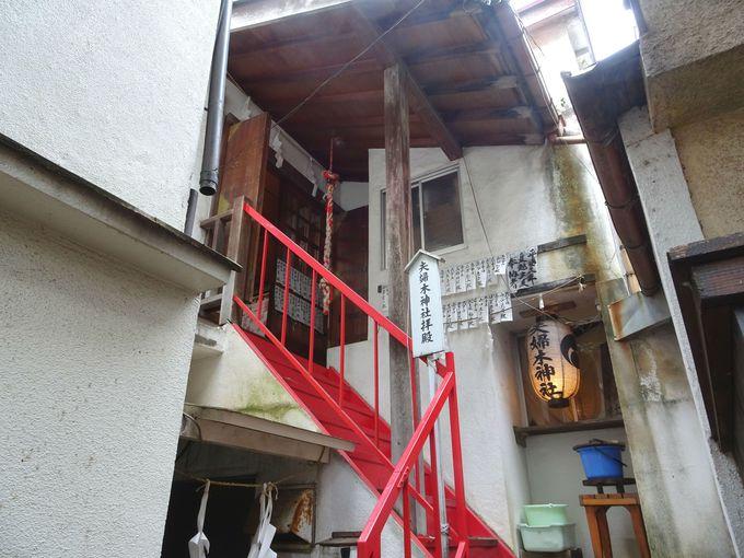 住宅2階に神社がある理由とは?