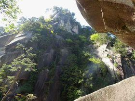 仙蛾滝入口から覚円峰まで巡る!山梨「昇仙峡」の見どころ5つ
