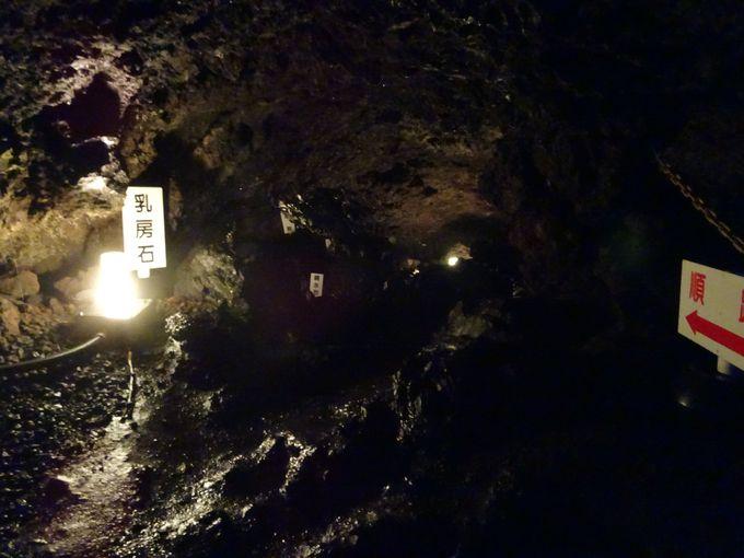 「御胎内」洞窟見学のポイント3つ