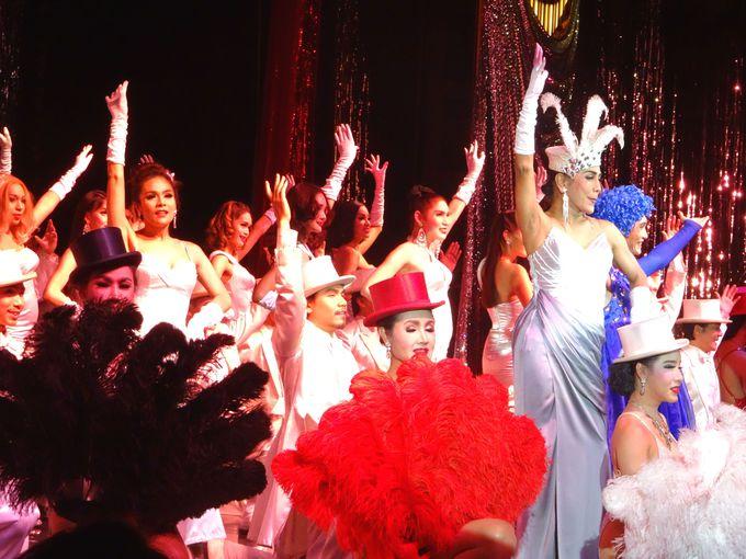 タイのニューハーフショーが観られる「カリプソ・バンコク」とは