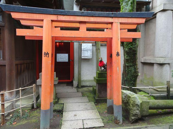 「お穴様」と親しまれる旧社殿跡は、関東屈指のパワースポット!?