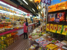 ローカル価格でお土産をGET。台北「南門市場」をディープに楽しむ!