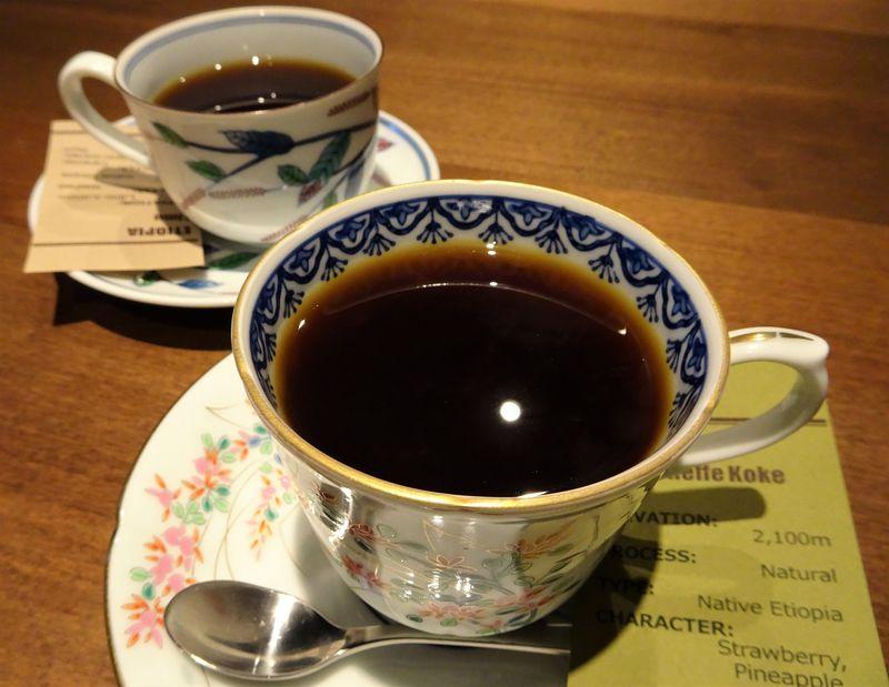 コーヒーがおすすめ!店長さんは稲垣吾郎さんとラジオで電話対談
