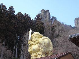 超絶運気UPのパワースポット!群馬「中之嶽神社」日本一の大黒様も